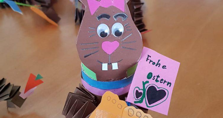 Frohe Ostern & schöne Ferien